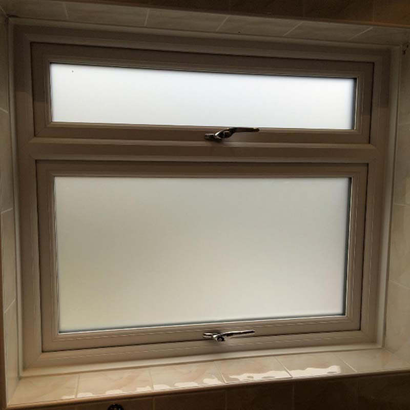 Bathroom Window Fitted