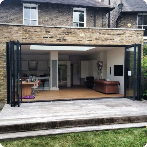 Bi-fold Doors Bristol and Oxford