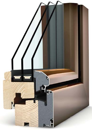 HF310 Ambiente from Internorm - UK Supply and Fit