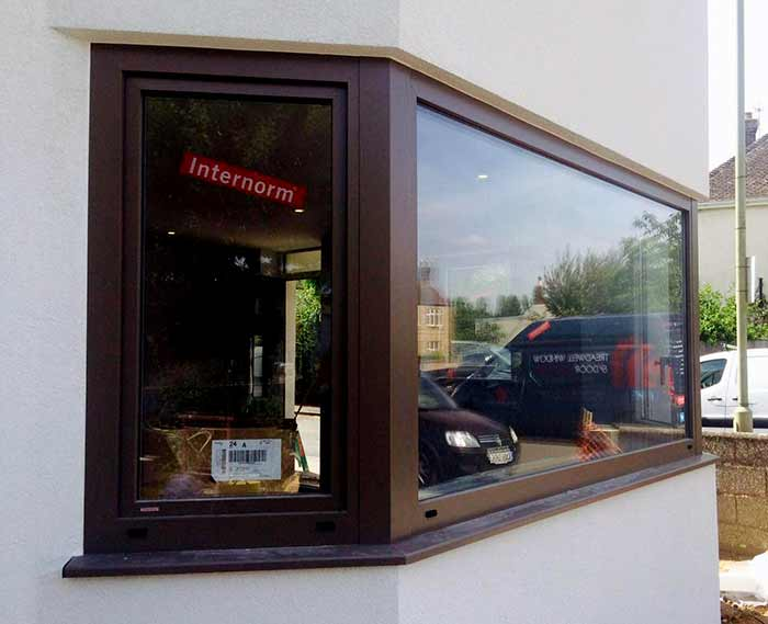 Internorm windows - fitting and supply