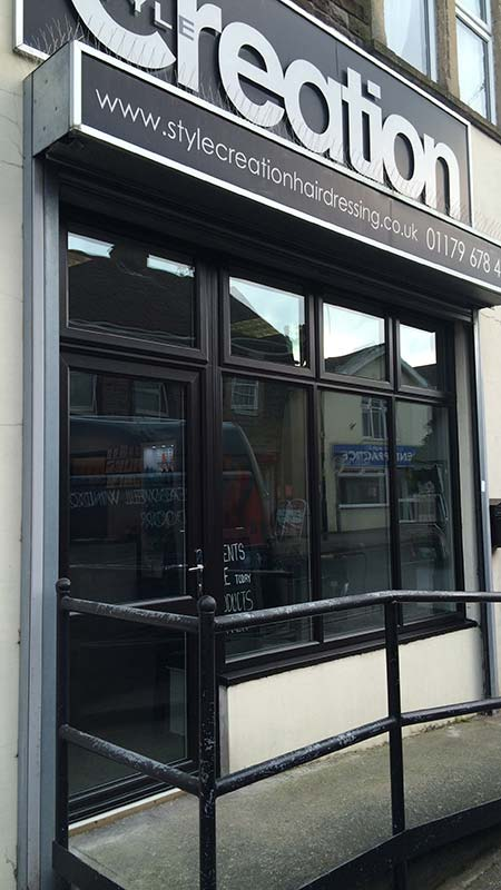 Shop Windows supply and fit Bristol