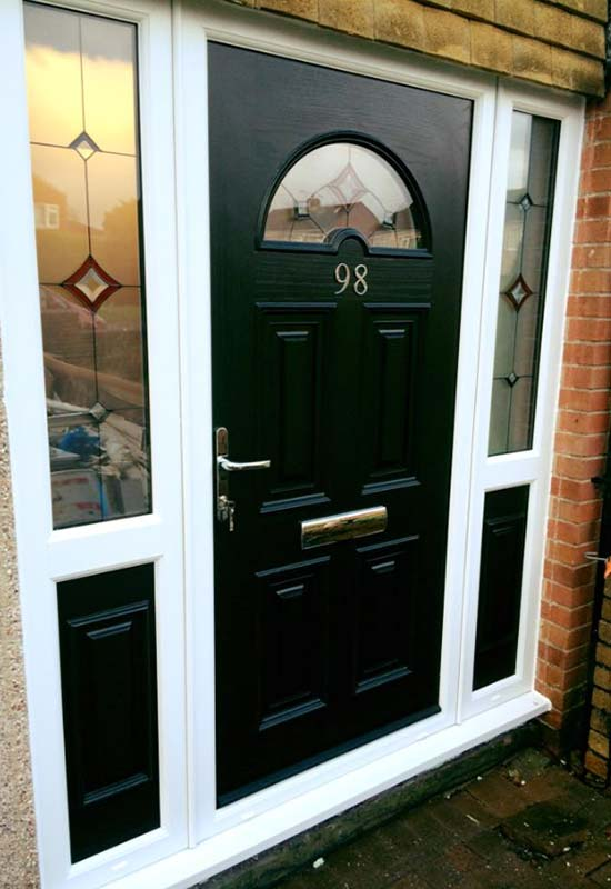 Complete front door fitting Bristol