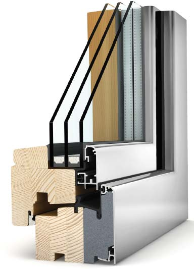 HF210 Window Home Soft Internorm