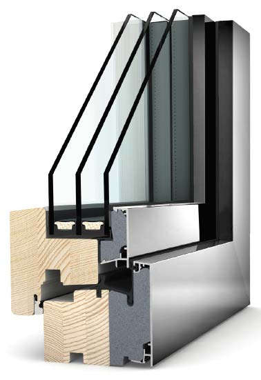 HF310 Window from Internorm; south regional engineer
